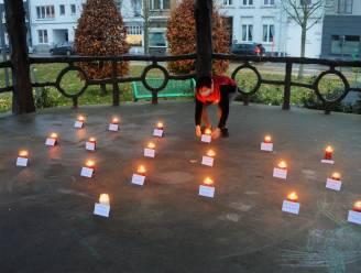 PVDA houdt 2 minuten stilte tegen geweld op vrouwen