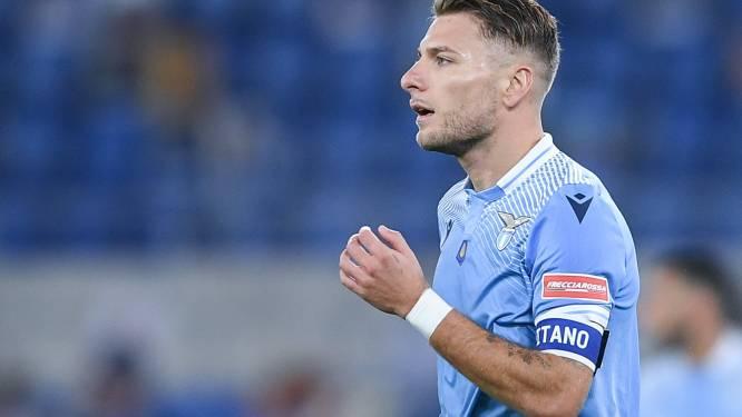 Lazio zet voltallige spelersgroep in quarantaine na reeks positieve coronatests