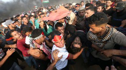 Hamas roept op tot vreedzaam protest aan de grens