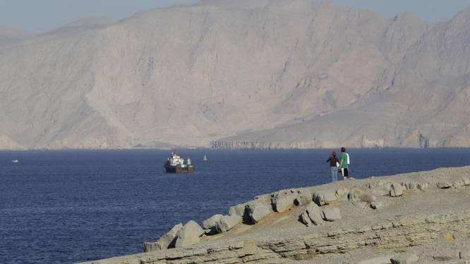 Britten sturen oorlogsschepen naar Straat van Hormuz ter bescherming handelsschepen