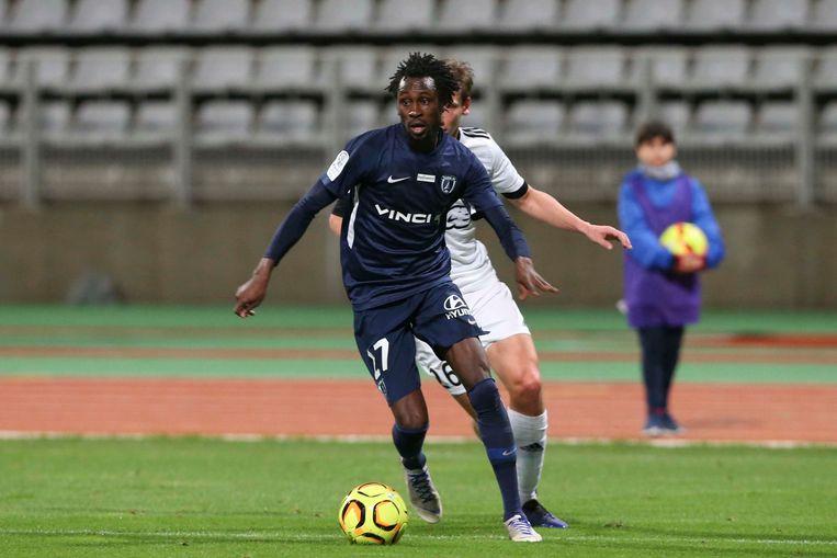 Pitroipa speelt tegenwoordig voor Paris FC in de Franse Ligue 2.