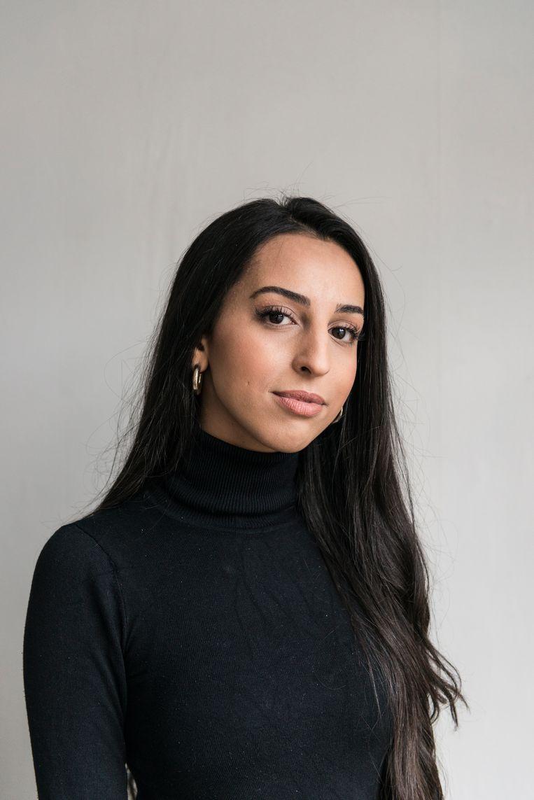 Nora Ait Boubker: 'Klaver vond ik 'mwah'. Er was iets met zijn energie, het leek wel alsof hij zich niet helemaal lekker voelde.' Beeld Eva Faché