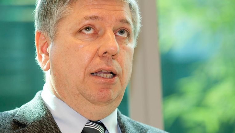 Vlaams minister van Welzijn Jo Vandeurzen Jo Vandeurzen. Beeld BELGA