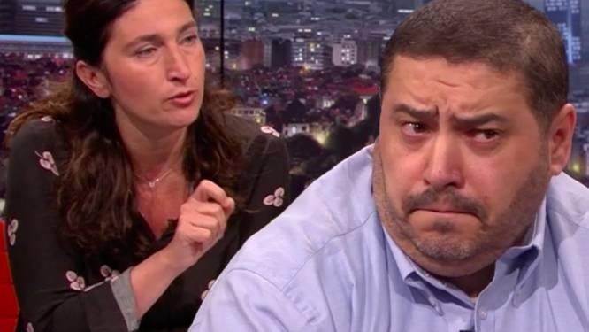 """Oprichter Islam-partij weigert staatssecretaris Demir aan te kijken tijdens tv-debat: """"U verwart de Kamer met uw slaapkamer"""""""