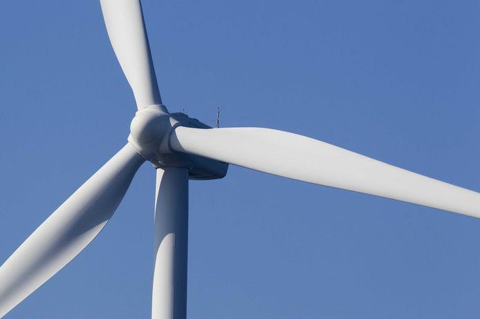 Themabeeld - windturbine