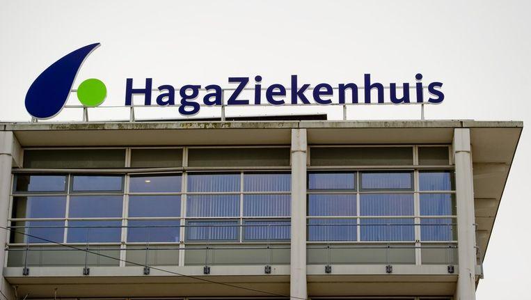 Het Hagaziekenhuis in Den Haag. Beeld anp