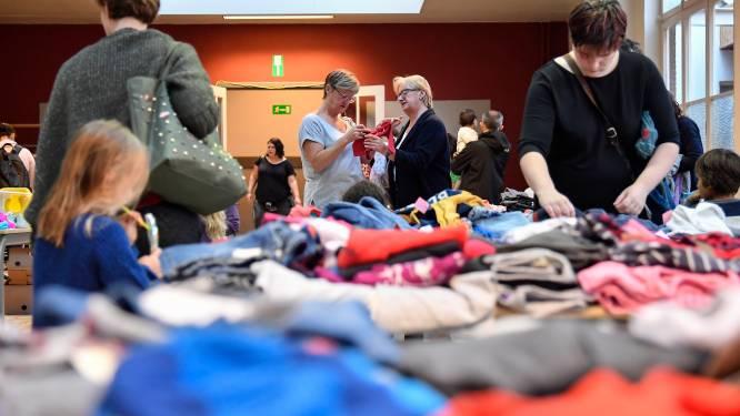 KWB Sint-Rita houdt garageverkoop