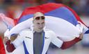 Publiekslieveling Koelizjnikov won tweemaal goud.