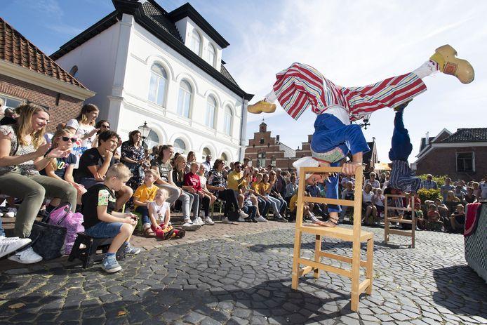 In 2019 werd de 24ste editie van het Cultureel Straatfestival gehouden