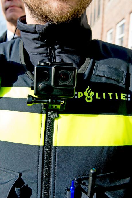 Politie geeft met GoPro inkijkje bij aanhouding dieseldieven