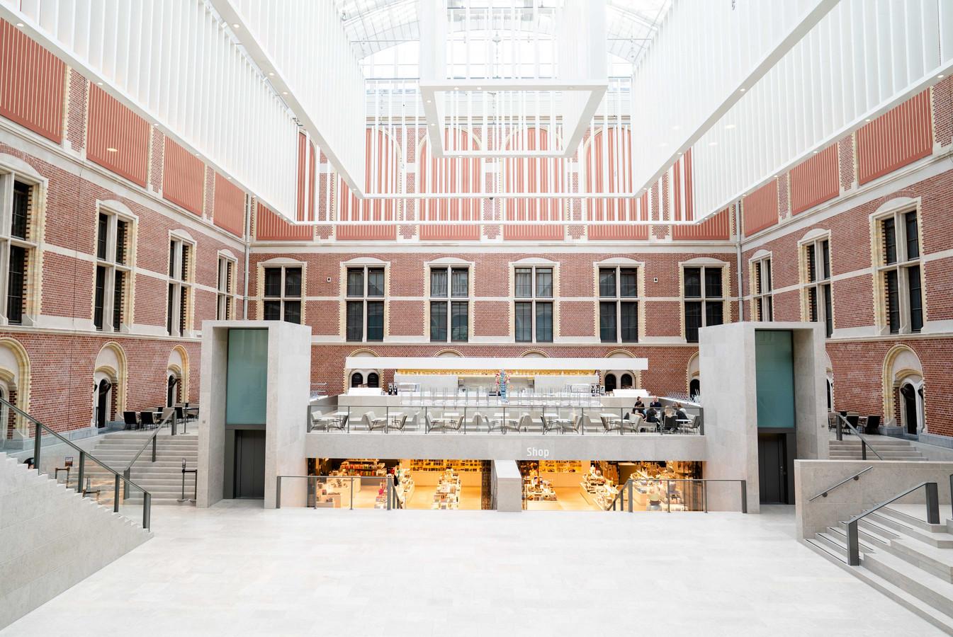 Het Rijksmuseum is nu ook geslote vanwege het coronavirus.
