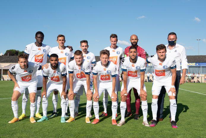 KSC Dikkelvenne-AA Gent -Team AA Gent