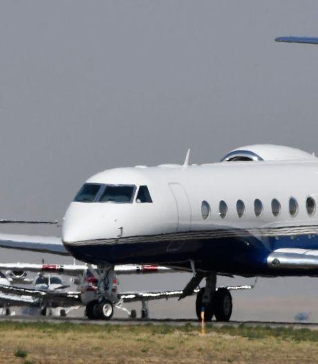 """La Belgique demande des informations sur les jets privés """"exotiques"""""""