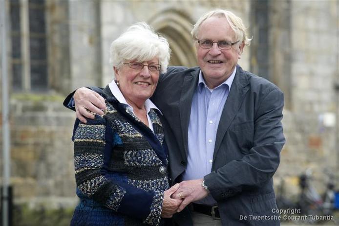 Johan en Miny Mulder waren de initiatiefnemers van de Stichting Litouwen.