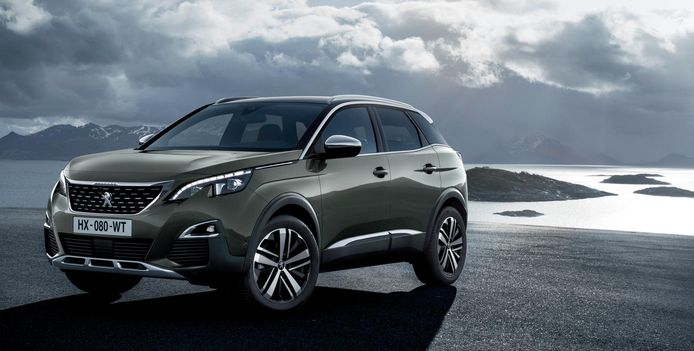 Door de stijgende vraag naar SUV's, zoals deze Peugeot 3008, zal de waarde ervan op de tweedehandsmarkt toenemen.