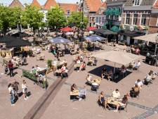 Winterterras of vrijdagmarkt? Veel discussie over de Hof<br>