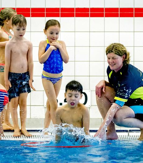Hesje verkleint risico tijdens zwemles