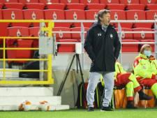 """Franky Vercauteren déçu après la défaite contre les Rangers: """"Nous avons concédé trop d'occasions"""""""