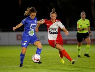 """Emma Van Britsom (AA Gent Ladies):  """"Al enkele keren in de slotfase niet volwassen genoeg opgetreden"""""""