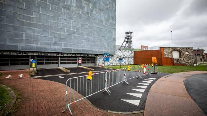 Ondergrondse parking C-mine weer open