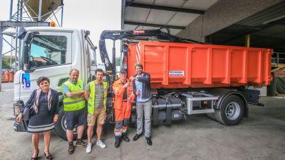 Stad investeert in vrachtwagen op CNG