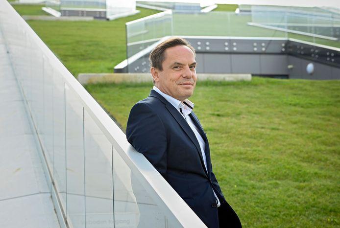 Techpionier Stijn Bijnens (52) - CEO van IT-bedrijf Cegeka.