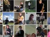 Harmonie in Diepenheim brengt digitale ode aan bevrijders van 't Stedeke