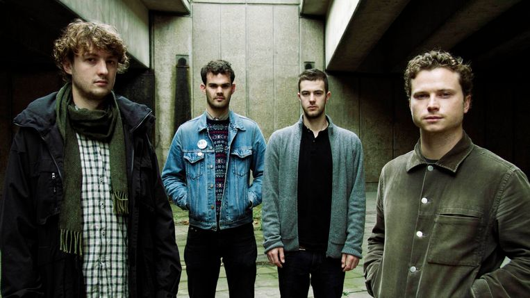 Portico Quartet. Beeld rv