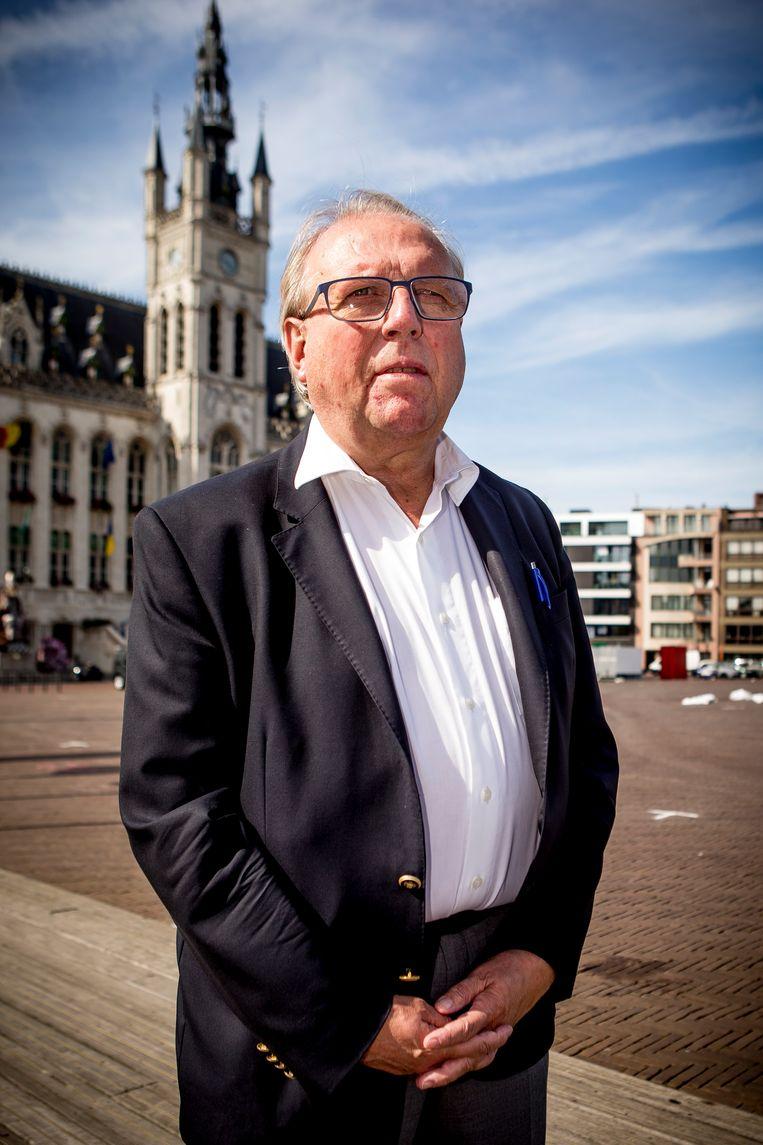 null Beeld Jan De Meuleneir/Photo News