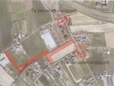 Plan voor nieuwe ontsluitingsweg Bruchem