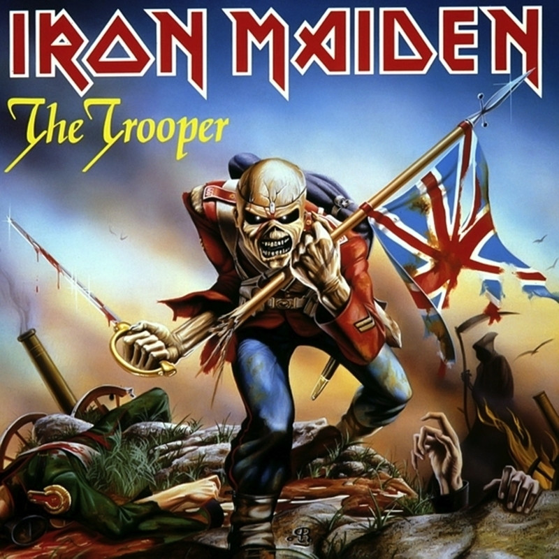Singles iron maiden Best Iron