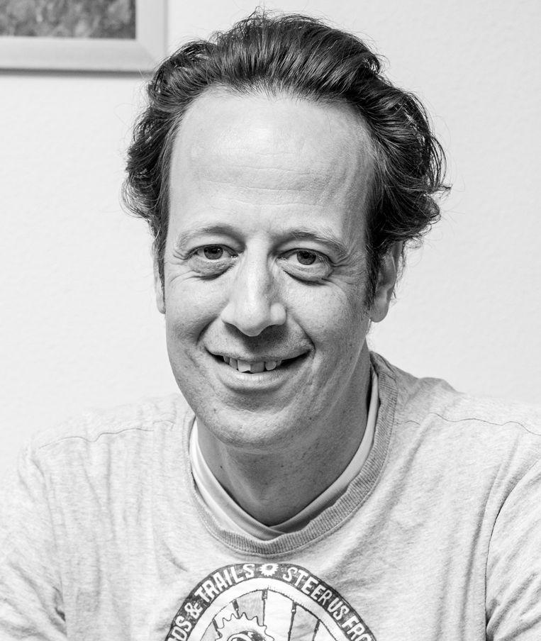 Mohammed Guellaï, Leerkracht basisonderwijs in Amsterdam en sectorconsulent po bij de Algemene Onderwijsbond (AOb). Beeld Jakob van Vliet