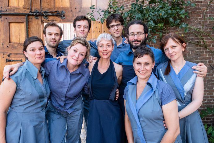Het team van Bach Kliniek online