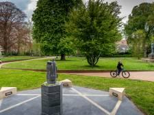 Nieuw monument in Casinotuin met ruim 900 namen: 'Elk verhaal verdient zichtbaarheid''