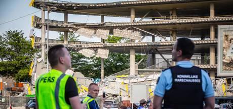 Parkeergarage Eindhoven ingestort na bouwfout, meer panden met zwakke vloeren
