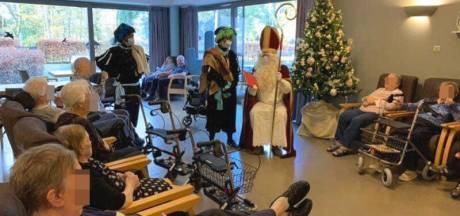 Visite de Saint-Nicolas dans une maison de repos à Mol: des proches portent plainte