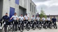 Negen nieuwe elektrische fietsen voor wijkinspecteurs