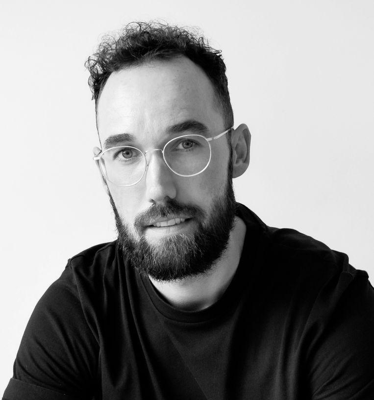 Rudy vanBelkom, onderzoeker, verbonden aan Stichting Toekomstbeeld der Techniek.  Beeld