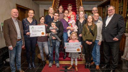 Personeel Stad en OCMW Roeselare steunen TEJO en De Kleine Hartjes
