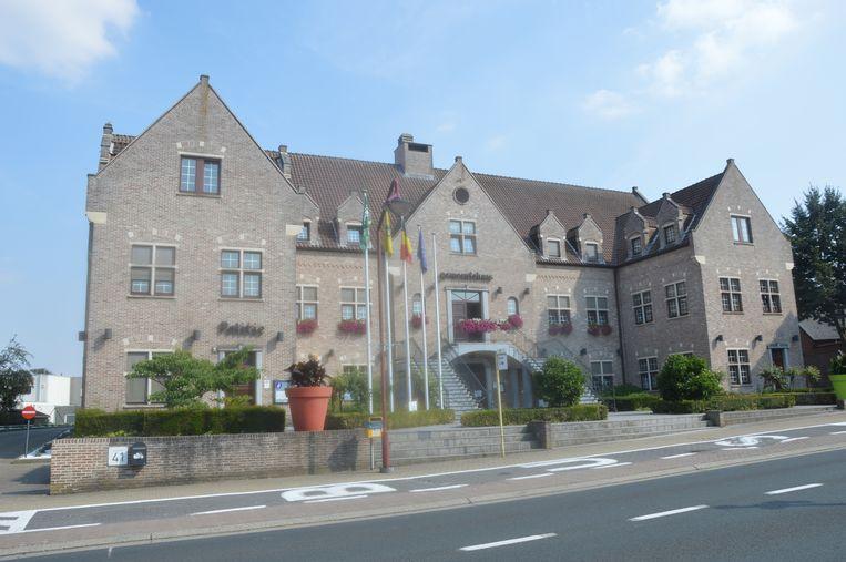 In het gemeentehuis van Haaltert is er sinds kort gratis wifi.