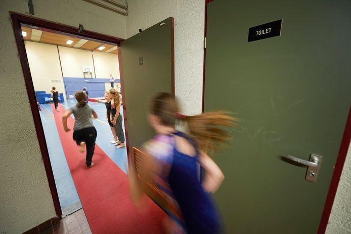 Deze ellende is voorbij nu gymnastiekverenging V&K een eigen turnhal krijgt in het nieuwe ontmoetingsplein Germenzeel.