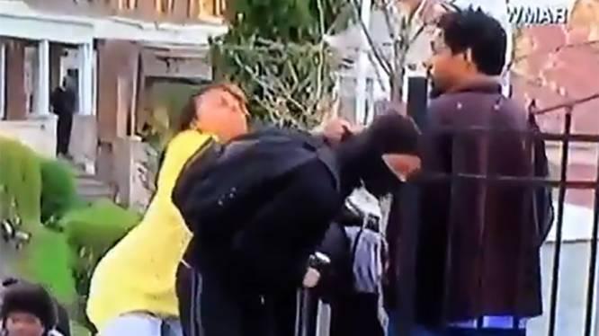 'Moeder van het Jaar' mept zoon van straat in Baltimore