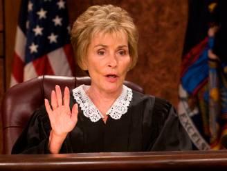 """Rechtbankshow 'Judge Judy' na 25 seizoenen afgerond: """"Emotioneel? Het was gewoon het einde van de dag"""""""
