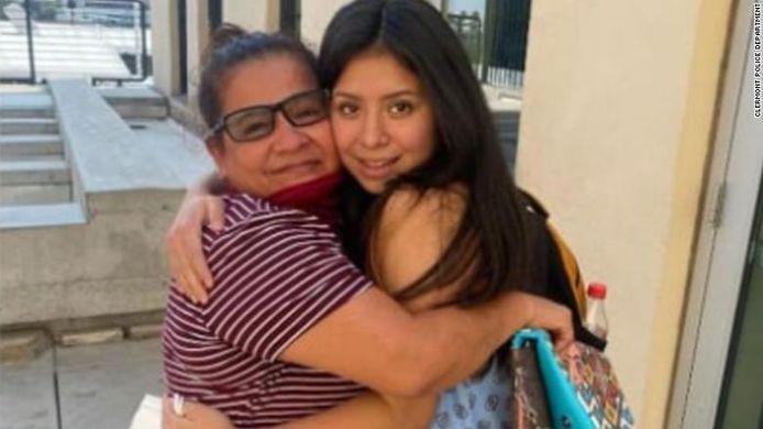 Une mère a retrouvé sa fille disparue il y a 14 ans.