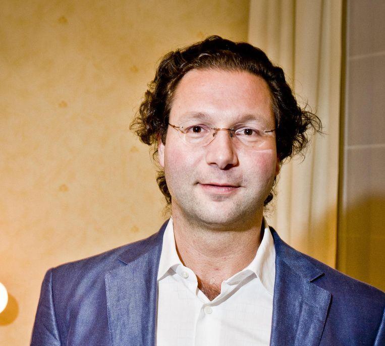 Seksuoloog Alexander Witpas. Beeld kos