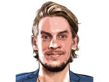 Johan Derksen is het symbool voor de verhuftering