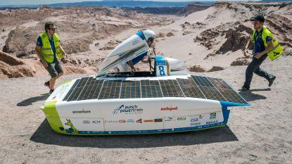 Belgisch Solar Team bereikt ongekende hoogte