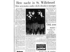 De 'hete nacht van Sint Willebrord' in 1968 was een aanval op het gezag