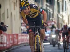 Van Aert enlève la première étape de Tirreno-Adriatico au sprint