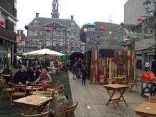 Koude start Koningsdag in Den Bosch
